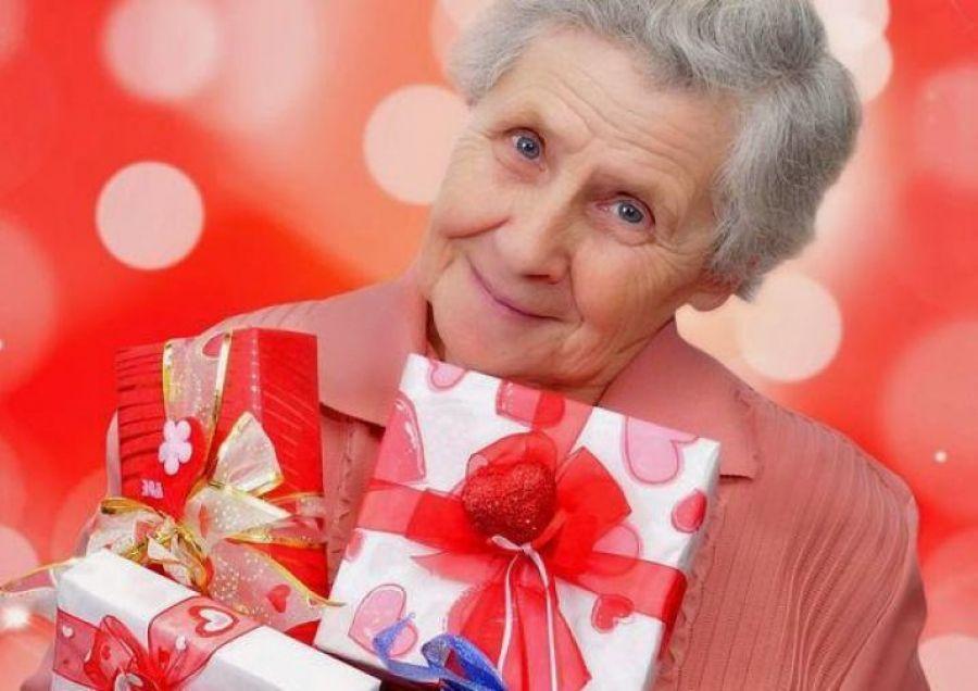 Лучший подарок для бабушек